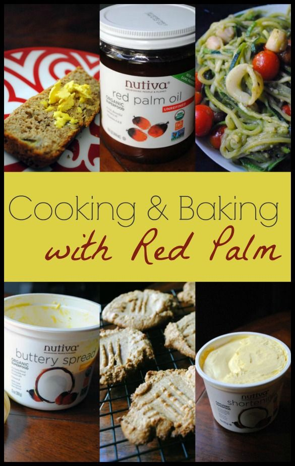 Ever cooked or baked with red palm oil? The 411 on this superfood!