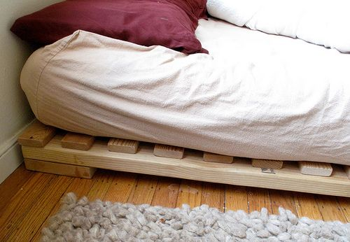 Montessori Floor Bed with Slats