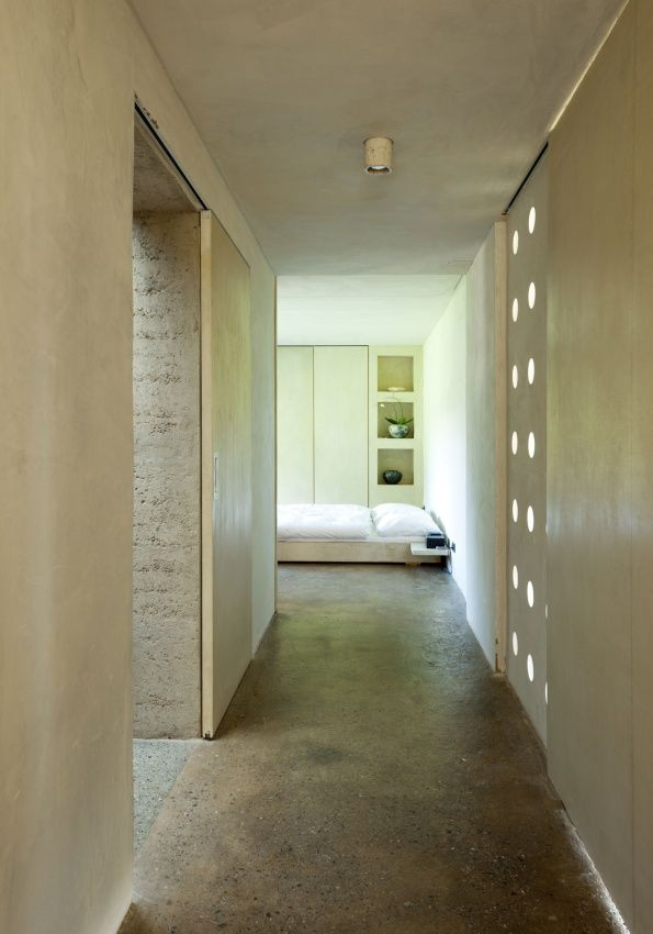 Rammed-Earth Floors | Loam Clay Earth, Martin Rauch, Vorarlberg