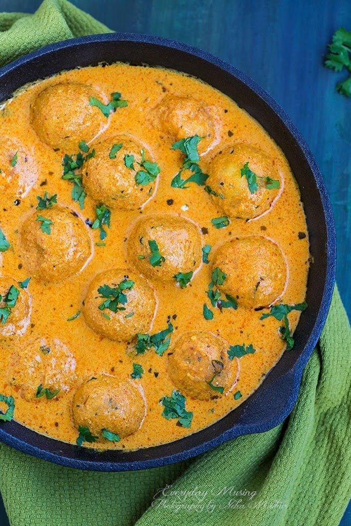 Malai Kofta is made with paneer and is an absolute lovely curry. Serve it on a special ocaasion or make it for your everyday meal, just use this Malai Kofta Recipe.