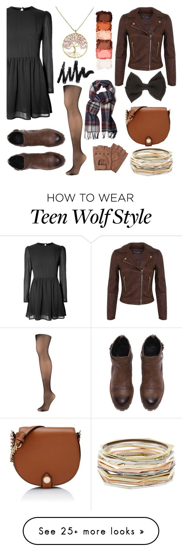 """""""allison argent inspired teen wolf"""" by bellafantasy03 on Polyvore featuring…"""