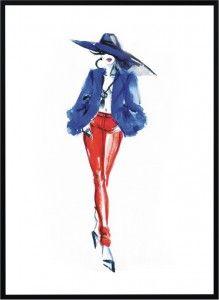 Plakat Fashion