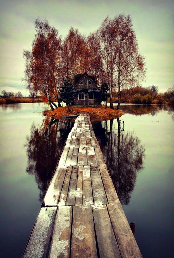 Casa na ilha, Finlândia                                                       …