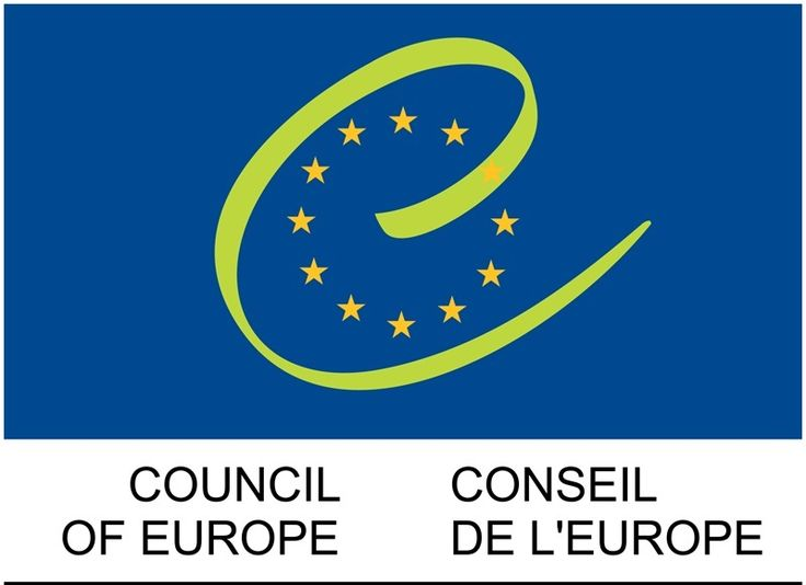 logo Rady Evropy