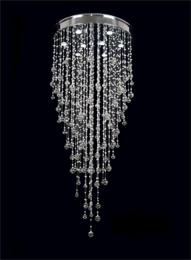 Best 25 Modern crystal chandeliers ideas on Pinterest