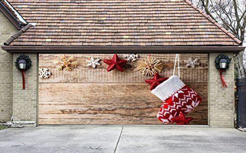 38 Best Christmas Decorations For Garage Door Images On Pinterest Doors