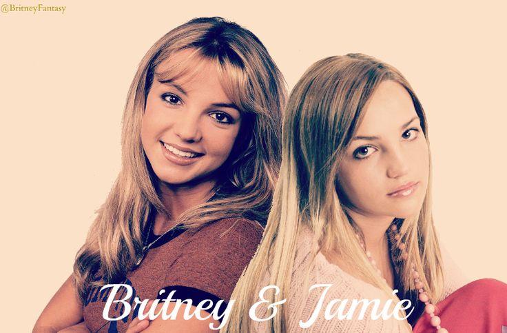 Fan Art of Britney & Jamie Lynn Spears for fans of Britney Spears.