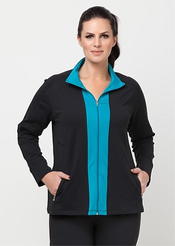 #TS14+ Transform Jacket  #plussize #curvy #active