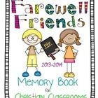 Christian+classroom+memory+book!+Give+your+students+a+book+to+record+favorite+memories+of+the+year!++Great+for+an+end+of+the+year+project!  +This+b...