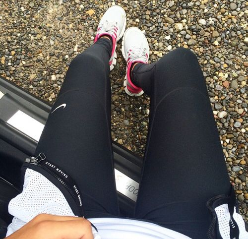 Tak jak jste na tom s cvičením? Léto je za rohem! Fitness a běžecké legíny od 116 Kč