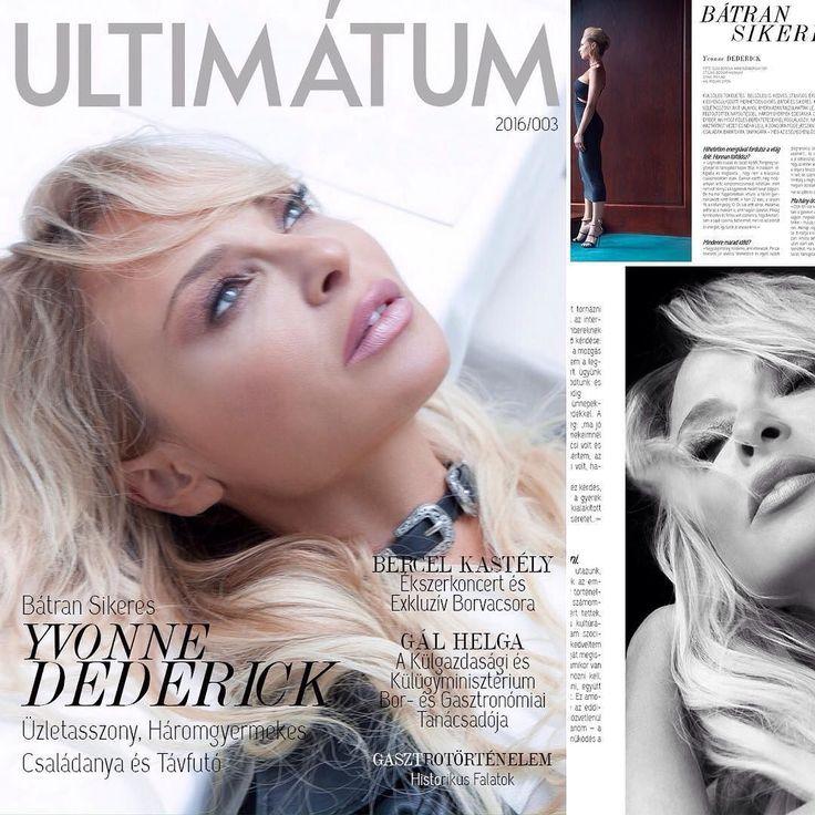 Graphic Design for 'Ultimatum' Magazine