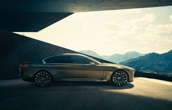 2014 BMW Vision Future Luxury Wallpapers