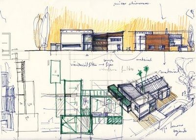 17 best images about architectural sketches diagrams on for Esquisse architecture