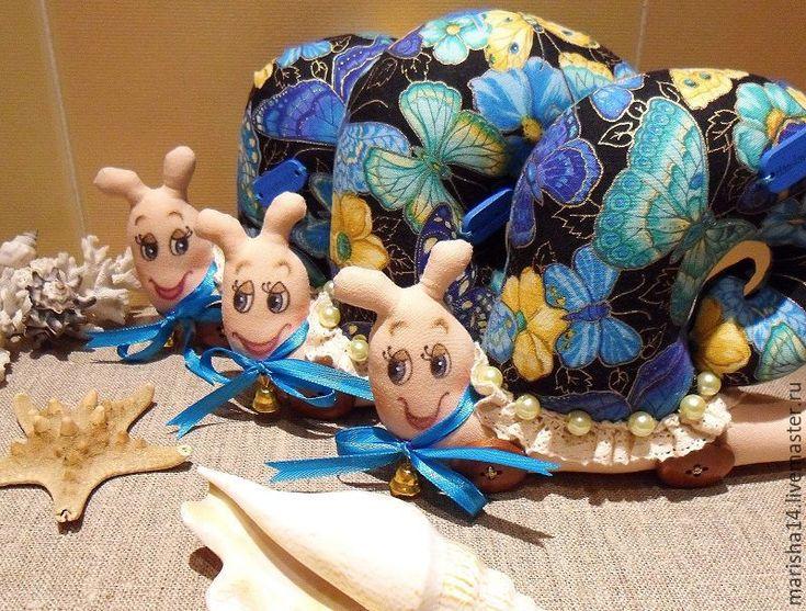 "Улиточки ""Хочу быть бабочкой!"" - Марина Рыбчинская (куклы и мишки) - Ярмарка Мастеров http://www.livemaster.ru/item/16623411-kukly-i-igrushki-ulitochki-hochu-byt-babochkoj"