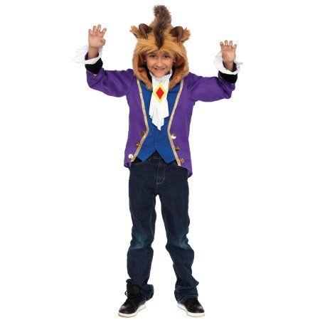 Beast Boys Child Halloween Costume, Multicolor