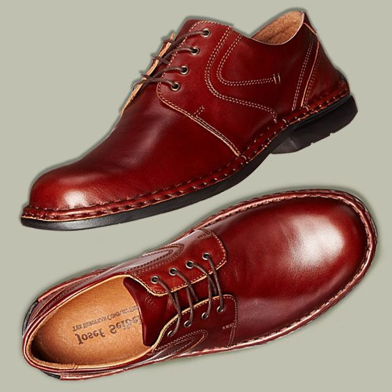 Best Josef Seibel Shoes Men's Walt Oxford