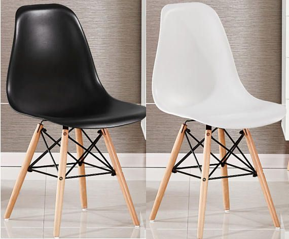 25 beste idee n over chaise style scandinave op pinterest for Chaise scandinave dsw