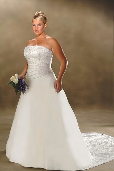 bridal gowns size on pinterest plus size wedding gowns plus