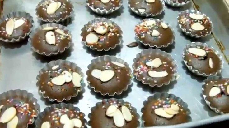 Brownie Recipes - Resep Brownies Panggang ( resep kue kering )