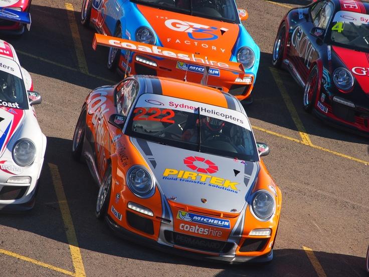 Nick Percat - Rennsports Australia 2013 - Porsche Carrera Cup Australia