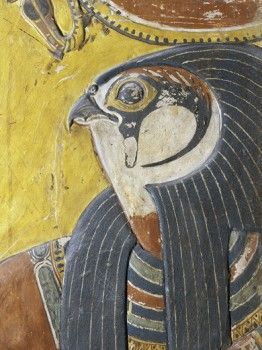 683 best big history images on pinterest ancient for Egyptian mural painting