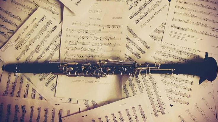 Luis rossi Clarinet ... The Best and it's mine.