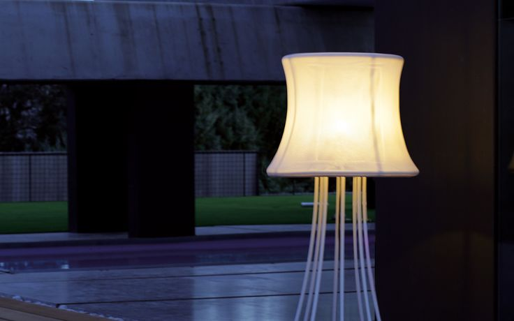 Contemporary Outdoor Lighting Custom Dome Move Floor Lamp Contemporary Outdoor Lighting Design At Design Ideas