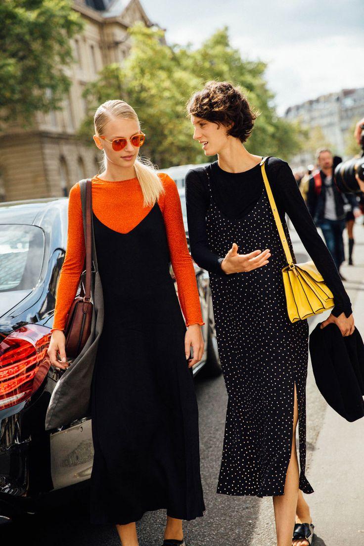 Street Style: Frederikke Sofie at Paris Fashion Week