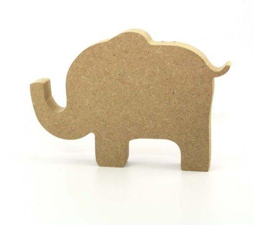 18mm freestanding Elephant blank craft shapes http://www.lornajayne.co.uk/