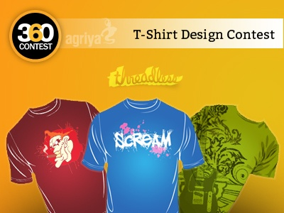 Launch a T-shirt design contest website using our 360Contest      http://blogs.agriya.com/category/360contest/use-cases