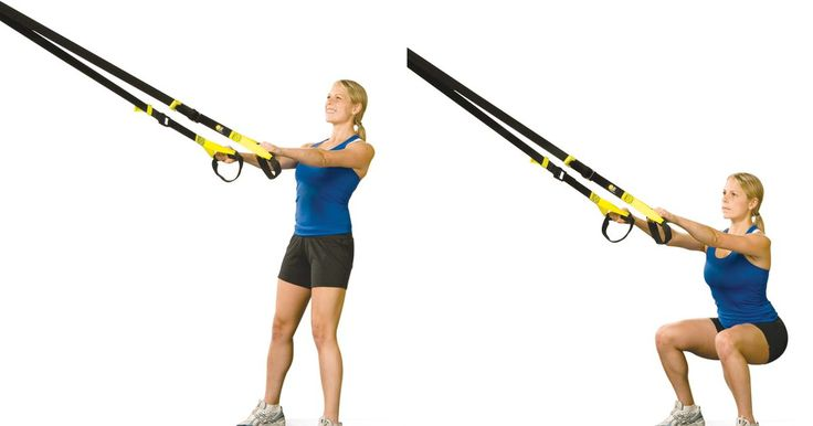 You may have seen those black-and-yellow straps hanging from the ceiling at your gym and wondered how the heck to use them. This deceptively simple piece of equipment is the TRX Suspension Trainer, and it was developed to deliver an incredible total-body workout using only your body weight as resistance. If you want to define and tone your entire...