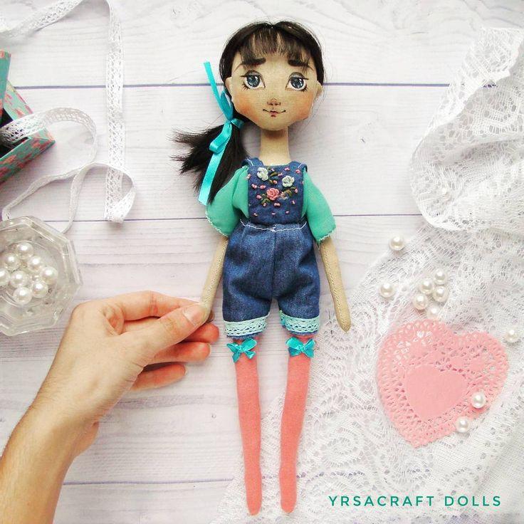 Гадкий Я, мультфильм, иллюстрация, Подарок, День Рождения дочери. Купить куклу, Москва, черные волосы, милая девочка, розовый, джинса, вышивка, розы, рококо,голубой, белый,марсала, декор интерьера, украшение квартиры и дома, yrsacraft, текстильная кукла, интерьерная кукла, купить подарок, авторская кукла, купитькуклу, кукла, handmade, игрушка, подарок для девочки, подарок для девушки, ручная работа, набор одежды, декор, дизайн интерьера, утренний свет, нежность, кукла с гардеробом, кукла…