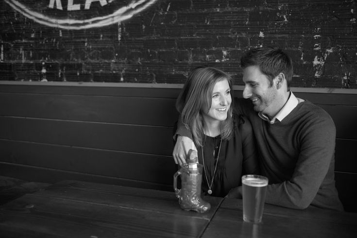 Abbey + Nick Engagement  Photo By Natalie Probst Photography