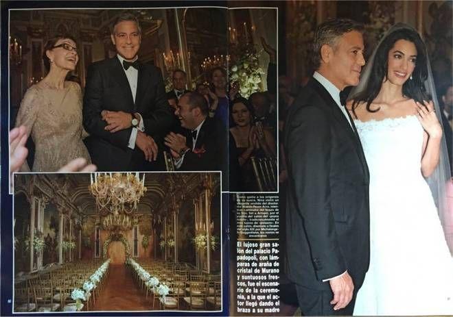 George Clooney e Amal si rifugiano nella campagna inglese