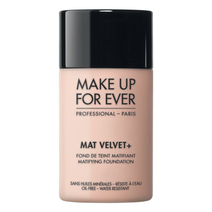 Mat Velvet + Foundation Alabaster
