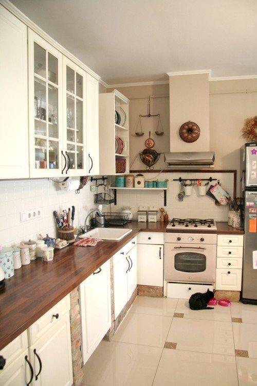 A 17 legjobb ötlet a következőről: Fehér Konyhák a Pinteresten  Konyhák és Szép konyhák