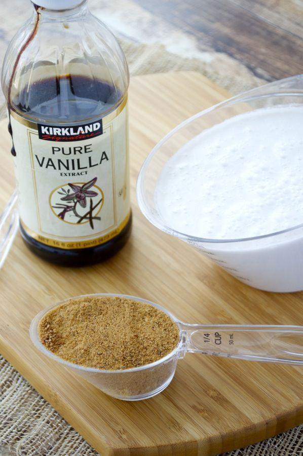 Coffee Creamer Ingredients