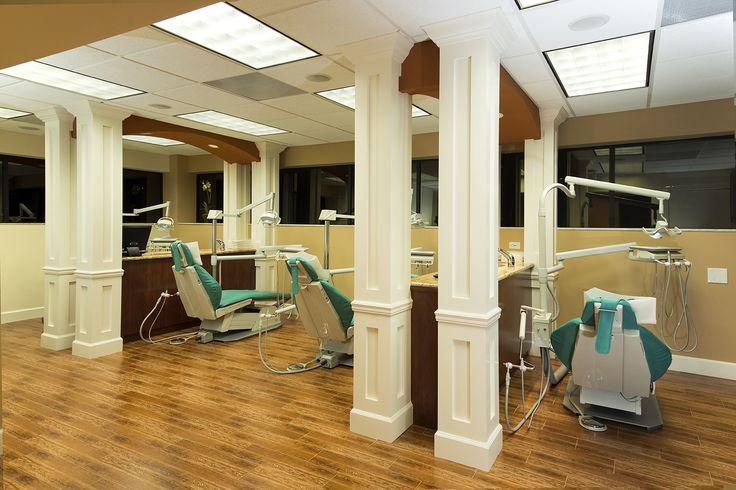 Rosie Aviles Orthodontics located in Palm City, Florida - Exam room www.kirchmanconstruction.com