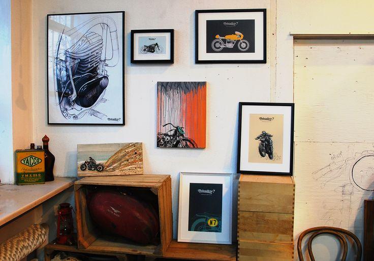 Motocultura7 garage