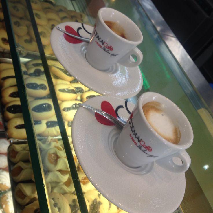 #coffee #rome #piazzavenezia