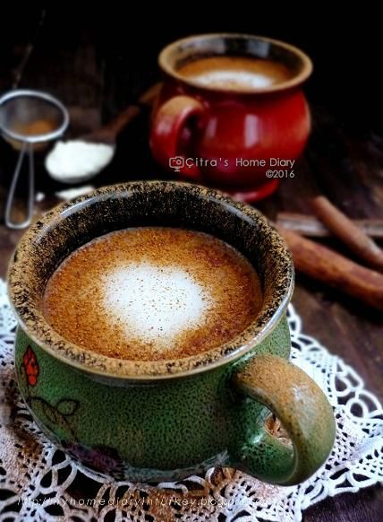 Citra's Home Diary: #turkishsalep #winterbeverage #sahlep . Sahlep (Salep).. What is it and how to make...