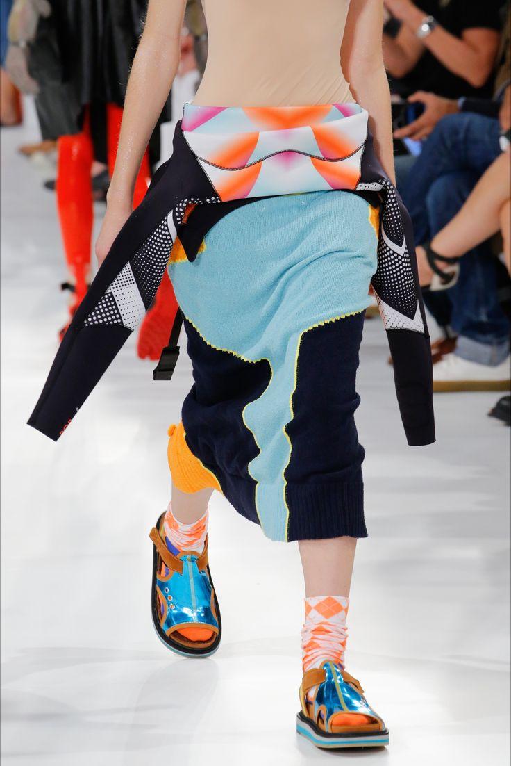 Sfilata Maison Margiela Parigi - Collezioni Primavera Estate 2017 - Dettagli - Vogue