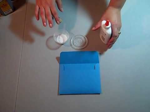 How To: Make Envelope Glue - bjl