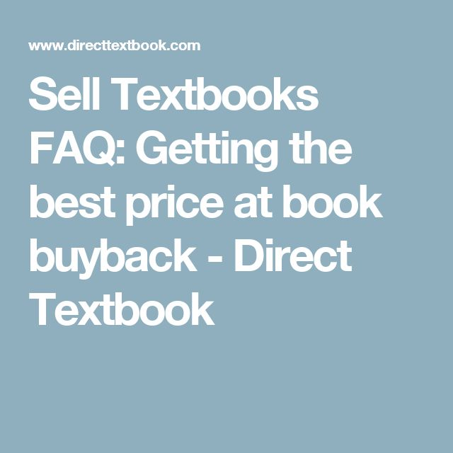 book buyback reviews