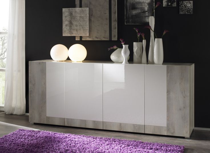 Kommode modern weiß  Best 25+ Sideboard weiss ideas on Pinterest | Ikea Konsolentisch ...