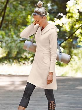 I would wear this too much, probably.  Looks casual and comfortable but not frumpy. Yoga To & Fro Outfit | Athleta