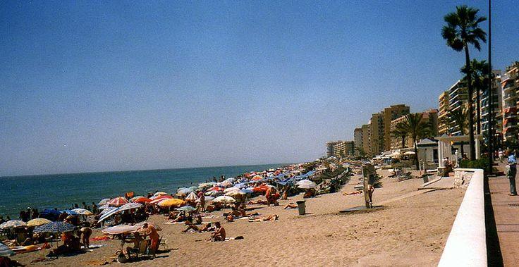 Fuengirola ... Costa Del Sol ... Spain.  Beautiful.