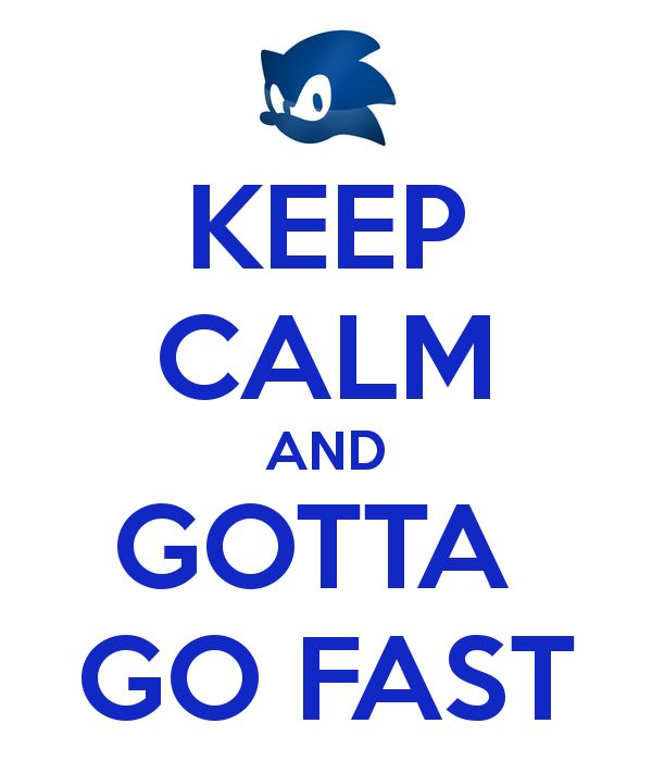 keep-calm-and-gotta-go-fast.jpg (600×700)