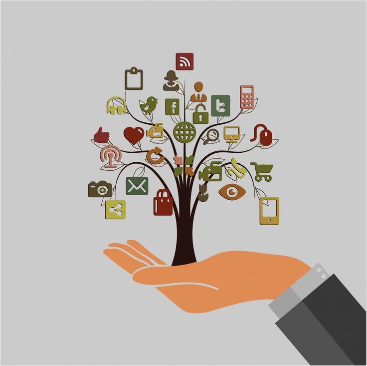 Social-Media-Tree-Hand