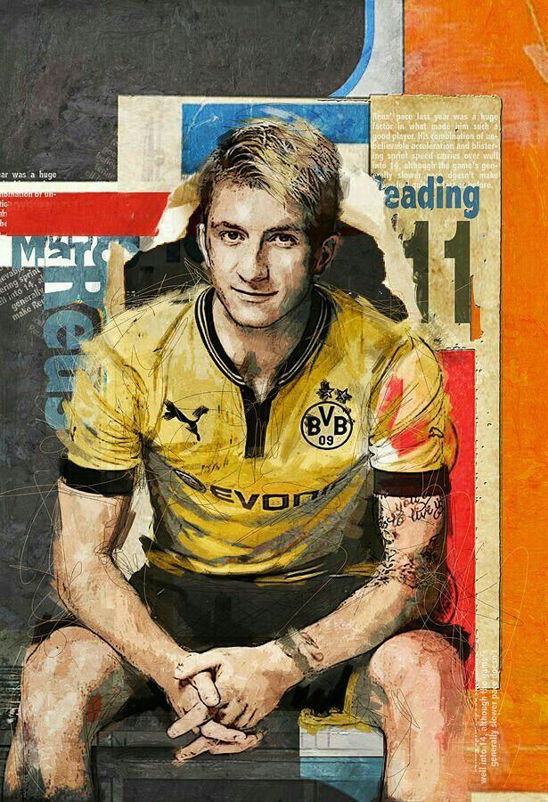 M. Reus / Borussia Dortmund!